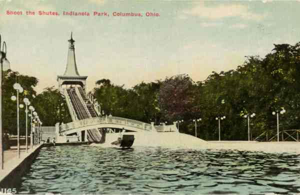 Columbus Bicentennial Amusement Parks Of The Past