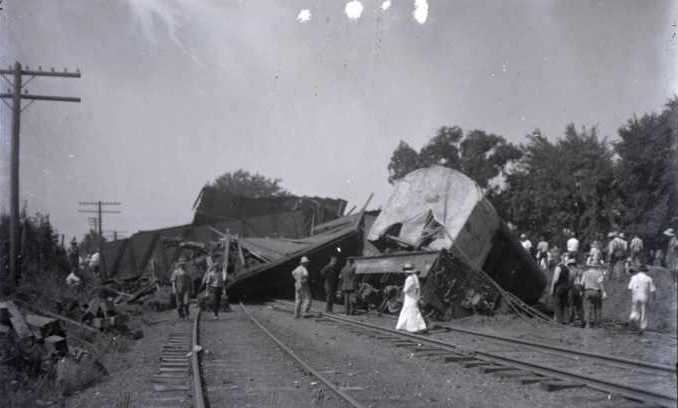 Ohio Train Wrecks