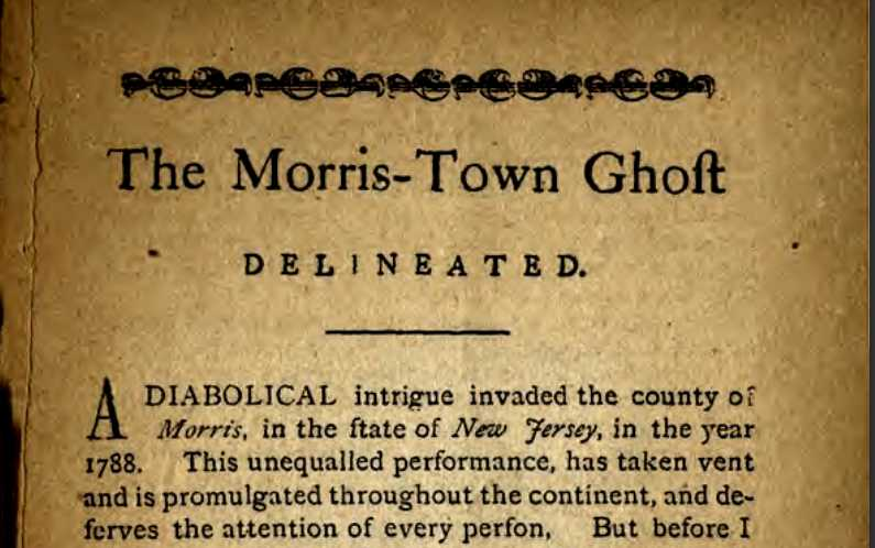 """""""A Diabolical intrigue,"""" courtesy of the State Library of Ohio Rare Books Collection on Ohio Memory."""