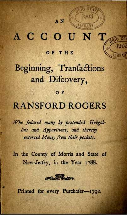 Reproduction of the original 1792 title page.