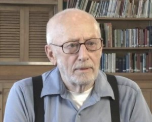 """From an interview with Edward E. Aring, Jr., who served with the 3rd Marine Division in the Philippine Islands during WWII. Courtesy of the NORWELD oral history collection www.norweld.org  """"My War: Northwest Ohioans Remember World War II"""" on Ohio Memory."""