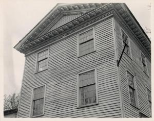 Close-up of the Columbian House, from the Ohio Guide Collection.