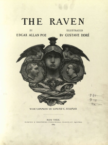Title page from the 1884 volume.