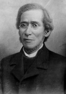 Portrait of Bishop Payne, courtesy of the National Afro-American Museum and Cultural Center via Ohio Memory.