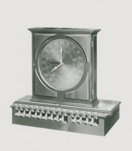 Cha-ching! Will the invention of the Ritty cash register make it all the way? Via Ohio Memory.