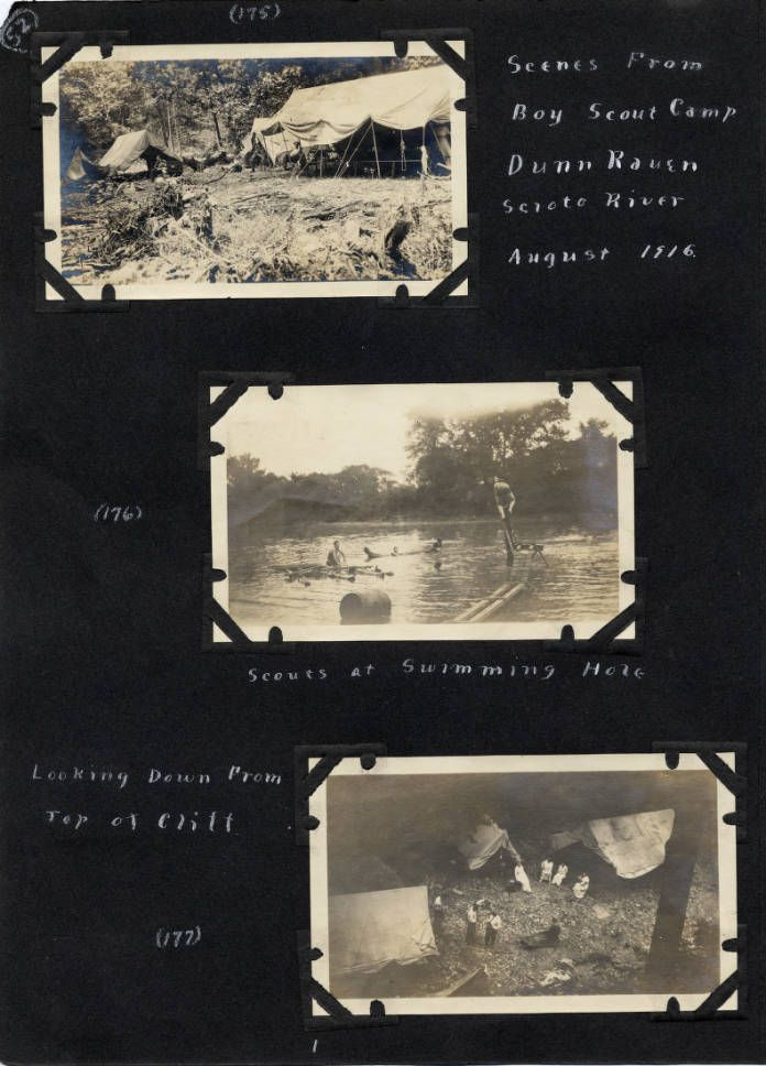 Images from the Bert Highlands Photograph Collection, courtesy of the Mechanicsburg Public Library via Ohio Memory.