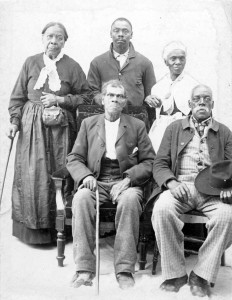 Fugitive slaves who escaped to freedom in Canada, via Ohio Memory.