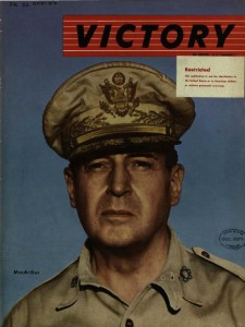Issue of Victory, from the State Library of Ohio WWII Collection on Ohio Memory.