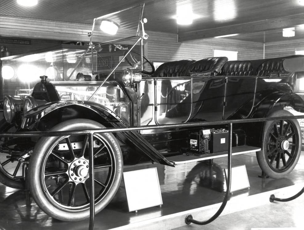The Supreme Creation of an Era: Ohio and the Early Auto Industry