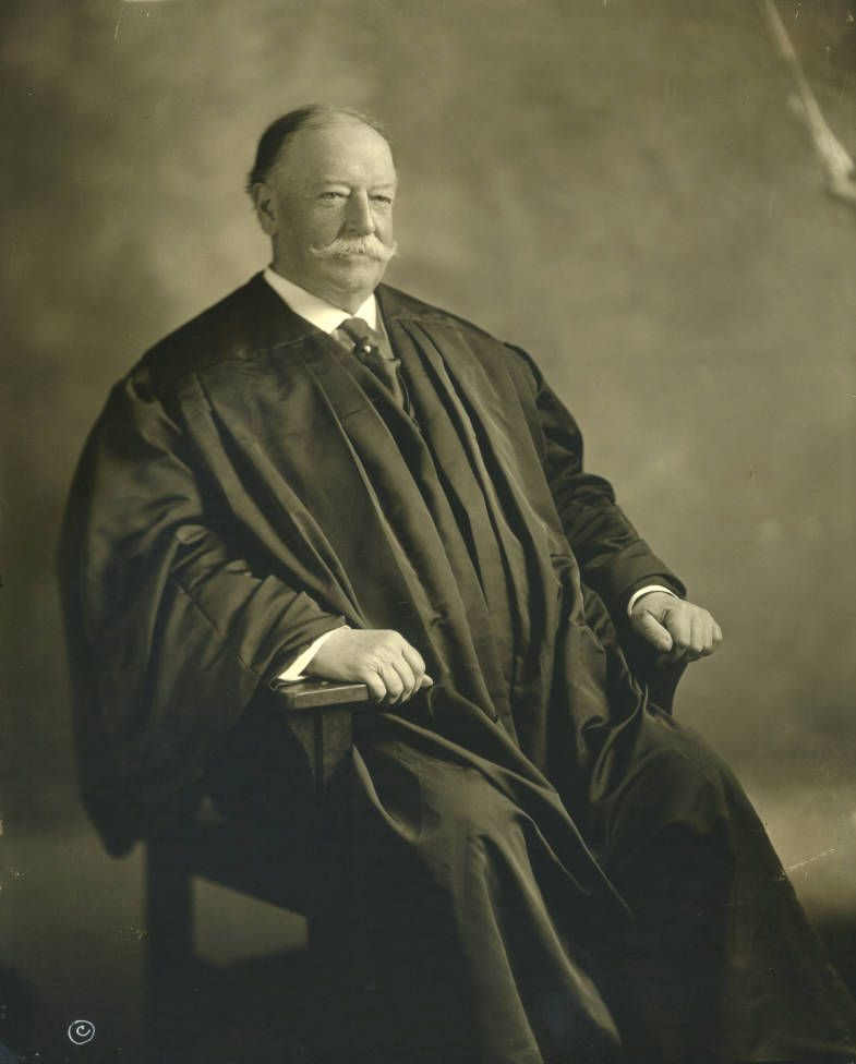 the law of the land william howard taft