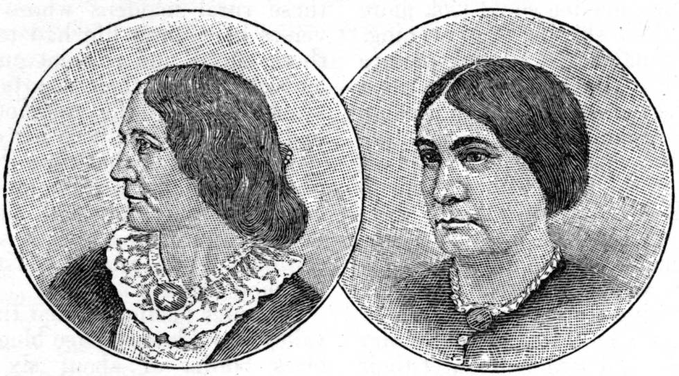 Sister Poets–Alice and Phoebe Cary