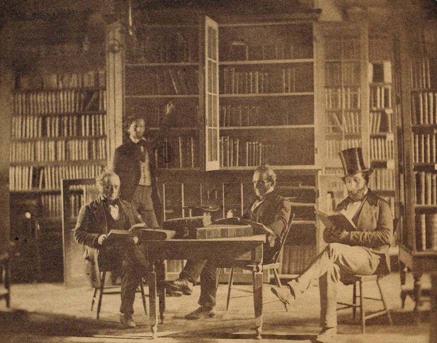 Two Hundred Years of Service: The State Library of Ohio
