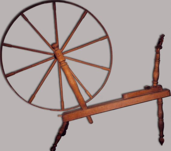 Spinning Dreams Of Long Ago Spindles And Wheels
