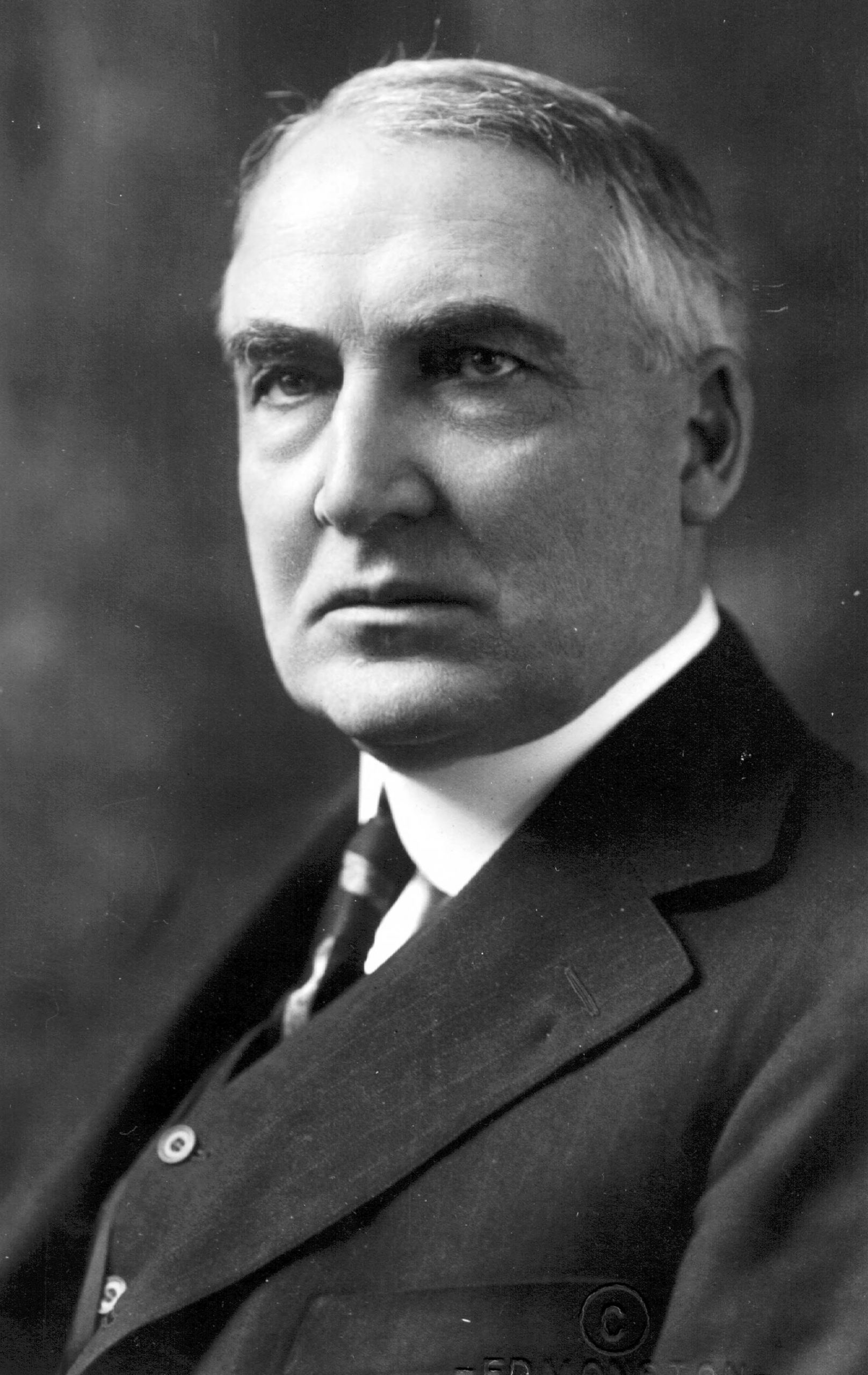 Warren G. Harding Collection
